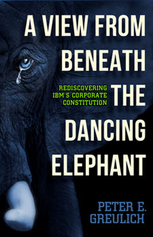 High quality image for front cover of A View from Beneath the Dancing Elephant.