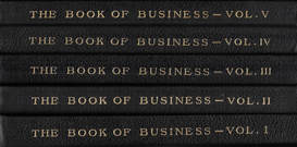 Image of five-volume set of
